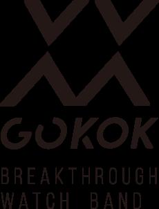 GOKOK Break through Watch band | XX GOKOK